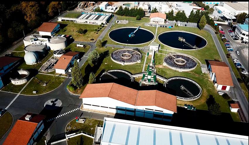 ACCIONA se adjudica la explotación y mantenimiento de diez depuradoras en Bizkaia