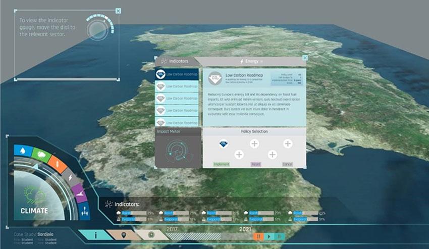 Eurecat presenta en Iwater un videojuego que acerca a la sociedad los resultados de las políticas medioambientales