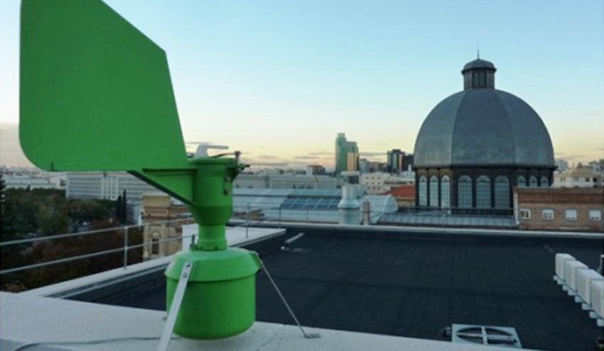 Investigadores de la UPM analizarán la biodiversidad microbiana del aire urbano de Madrid