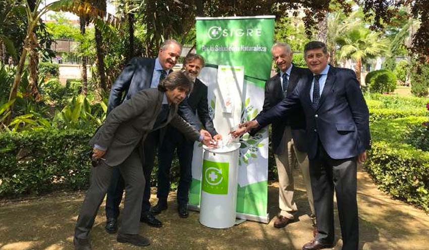 Ocho de cada diez hogares andaluces recicla correctamente sus residuos de medicamentos