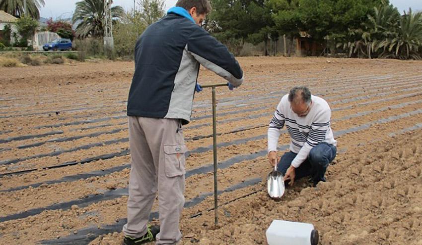 Un estudio de Esamur y el CTNC certifica la seguridad sanitaria del uso de aguas regeneradas en agricultura