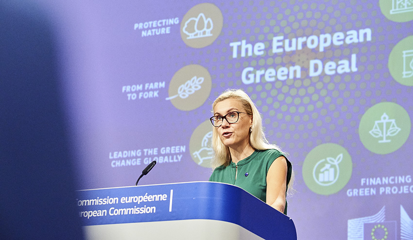 La Comisión Europea sube el listón contra el cambio climático: propone reducir las emisiones un 55% para 2030