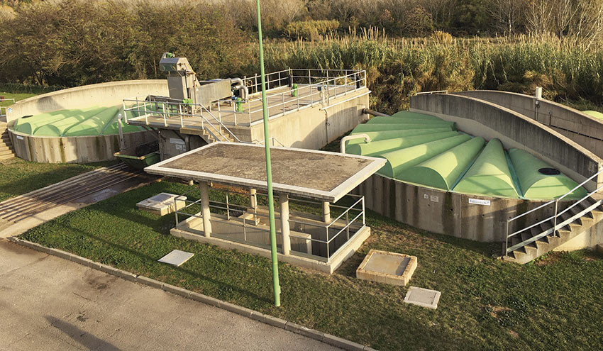 Aprobadas nuevas inversiones para eliminar los olores en la EDAR del Besòs y finalizar la clausura de Vall d'en Joan