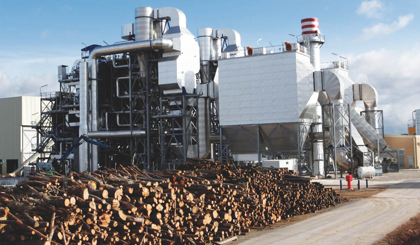 Por fin, una buena noticia para la generación eléctrica con biomasa