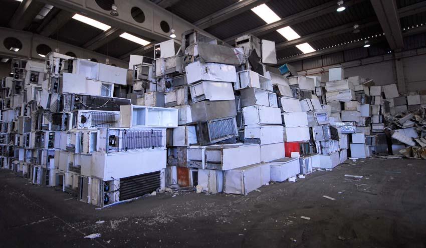 España cumple con los objetivos europeos de reciclaje de residuos electrónicos en 2017