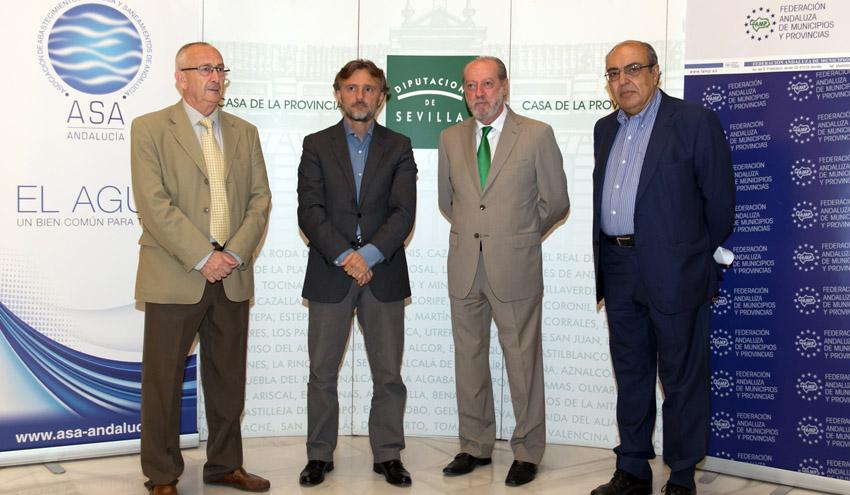 ASA Andalucía y FAMP celebran una Jornada sobre sequía, agua y cambio climático