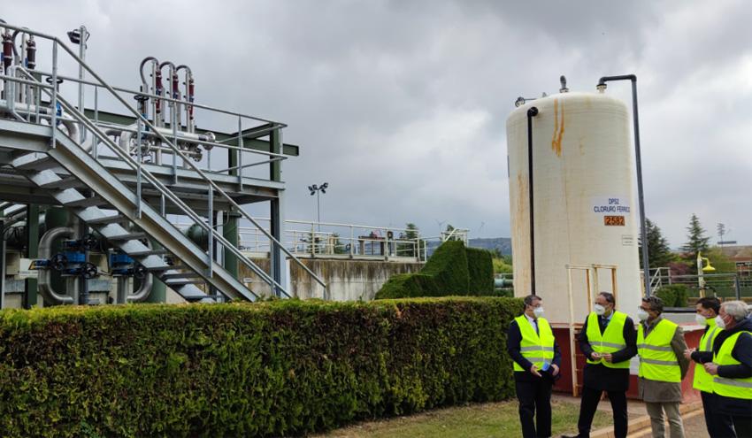 Palencia contará con tecnología pionera para transformar su depuradora en una biofactoría