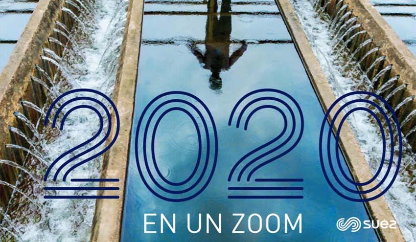 SUEZ publica su nuevo informe '2020 en un zoom'
