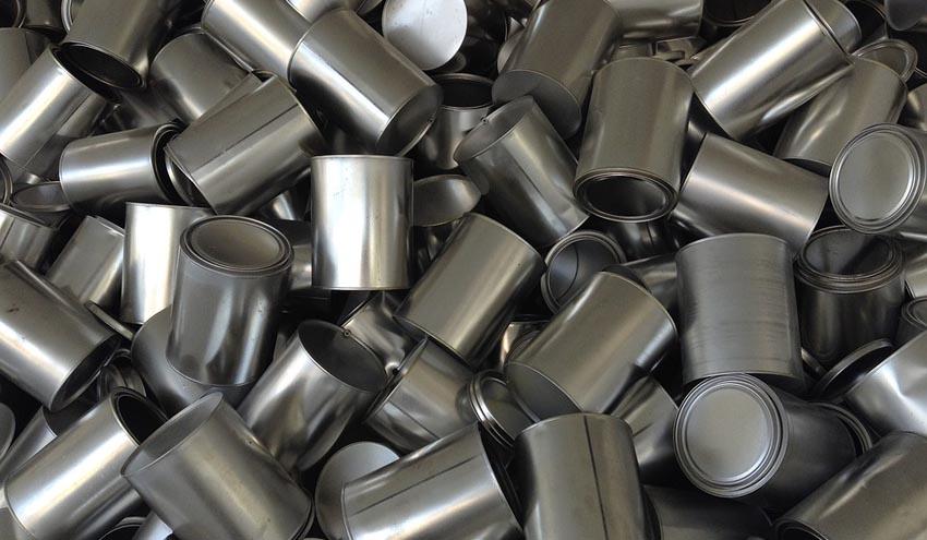 La tasa de reciclaje de envases de acero alcanza un valor récord del 79,5%