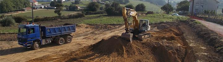 Comienza la conexión de la Autovía del Agua con el municipio de Bezana en Cantabria
