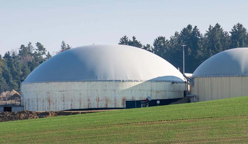 Biogás: la gran oportunidad para los purines
