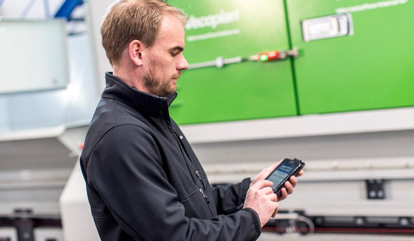 'Live Service', la nueva aplicación de servicio de Vecoplan que proporciona soporte global 24/7