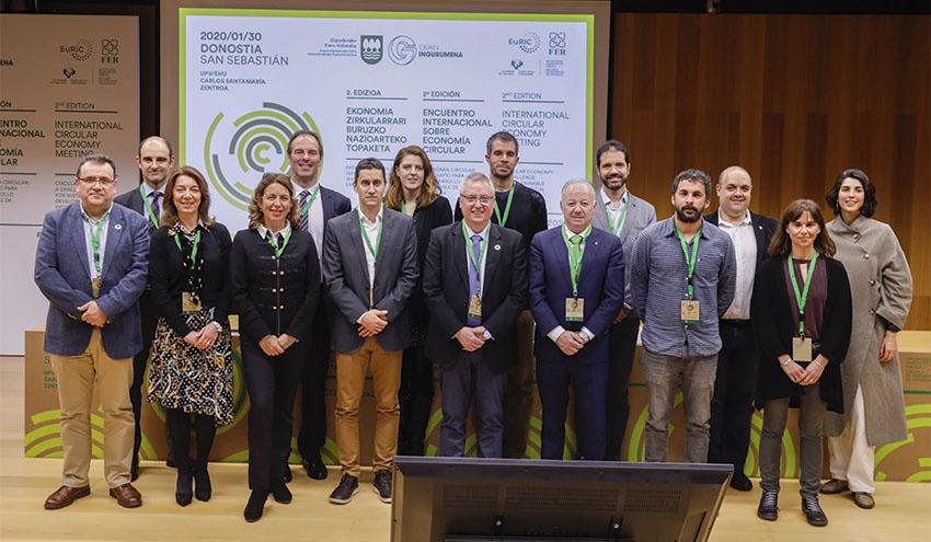 El desarrollo sostenible de Gipuzkoa exige apostar por la economía circular y el Pacto Verde