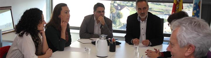 La Xunta de Galicia presenta a los ayuntamientos de la Ría de Pontevedra el protocolo del Plan de Saneamiento Local