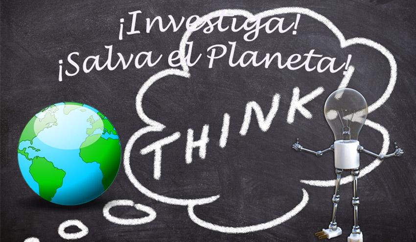 """El proyecto """"¡Investiga! ¡Salva el Planeta!"""" presenta resultados"""
