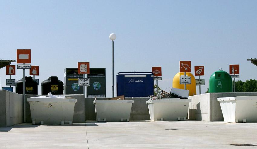 Los entes locales de Cataluña recibirán ayudas por cinco millones de euros para mejorar sus puntos limpios