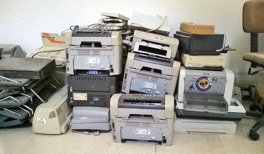 Recyclia suma 118 nuevos distribuidores de aparatos ofimáticos a su red de recogida y reciclaje