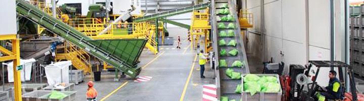 España, a la vanguardia tecnológica en el tratamiento de residuos