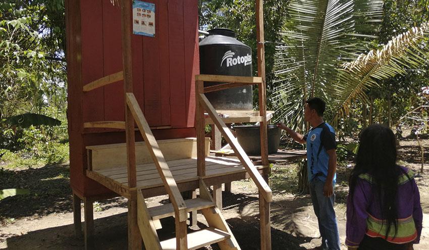 La Amazonía peruana contará con nuevos baños ecológicos gracias a Fundación Aquae y UNICEF