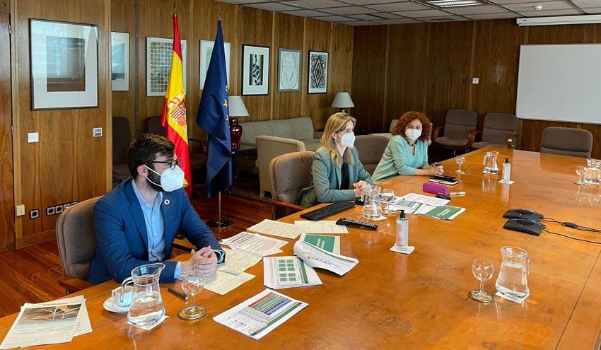 El MITECO se reúne con asociaciones ambientales para informarles de los avances en el Plan de Recuperación