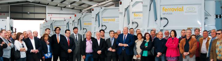 Ferrovial Servicios inaugura sus nuevas instalaciones y equipamiento para el Consorcio de Residuos Sector II de Almería