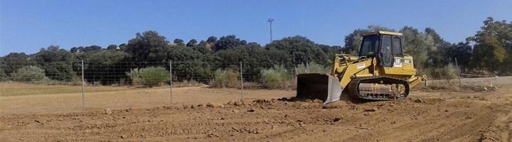 Arrancan la construcción del colector Arroyo Aserradero entre los municipios toledanos de Bargas y Olías del Rey