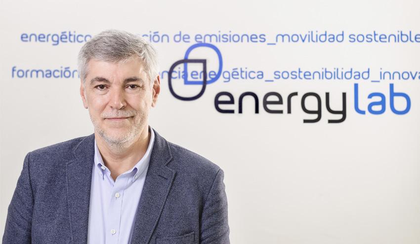 Fernando Val, nuevo director general del Centro Tecnológico EnergyLab