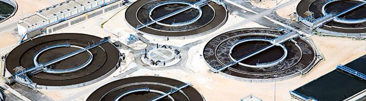 SUEZ inaugura las obras de ampliación de la depuradora más grande de Jordania
