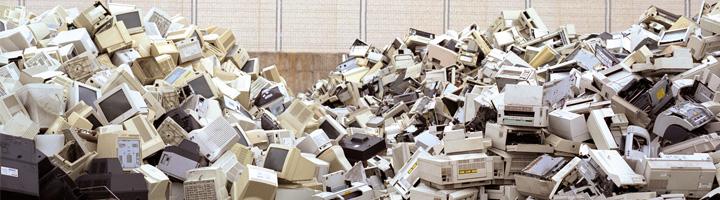 El 93% de los materiales de un ordenador personal son reciclables según un estudio de Recyclia y Recybérica Ambiental