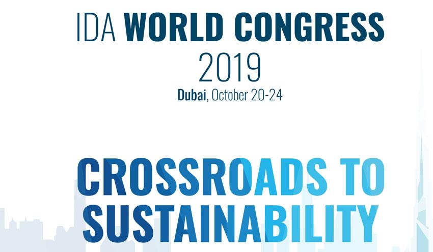 ACCIONA mostrará sus fortalezas en el IDA World Congress de Dubái