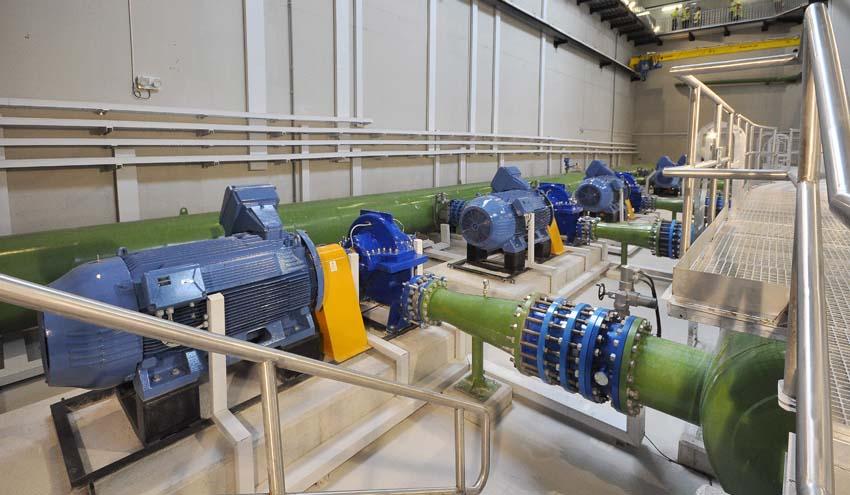 El Consorcio de Aguas Bilbao Bizkaia logra reducir un 40% las roturas en tuberías