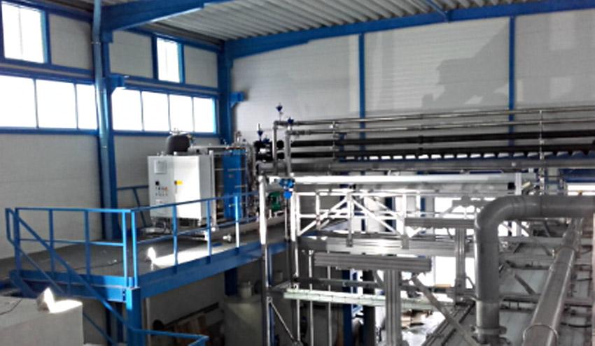 SUEZ Advanced Solutions instala un nuevo sistema de secado de lodos STC en la República Checa