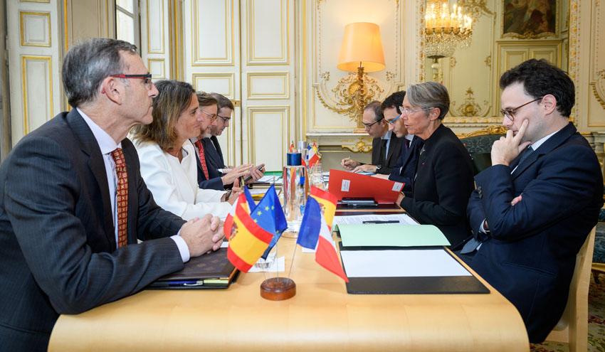 España y Francia estrechan la cooperación en materia medioambiental