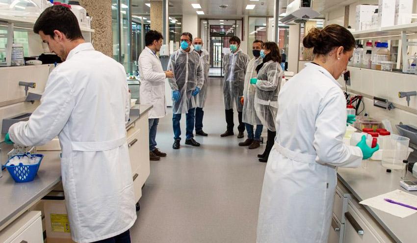 EMASESA desarrolla un sistema de alerta temprana de SARS-CoV-2 en aguas residuales