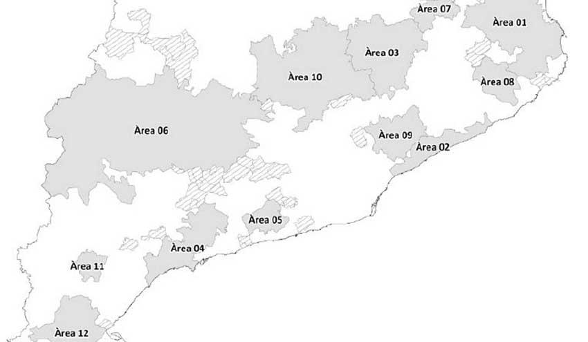 A información pública la nueva declaración de zonas vulnerables de Cataluña por contaminación por nitratos