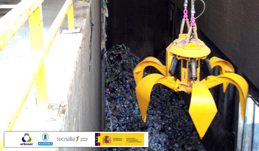 Concluye el proyecto FARM sobre reciclado de metales procedentes de la valorización energética de residuos