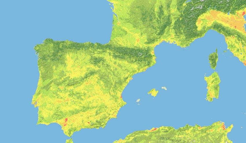 Nace el primer mapa mundial de hundimientos del terreno por extracción de agua subterránea