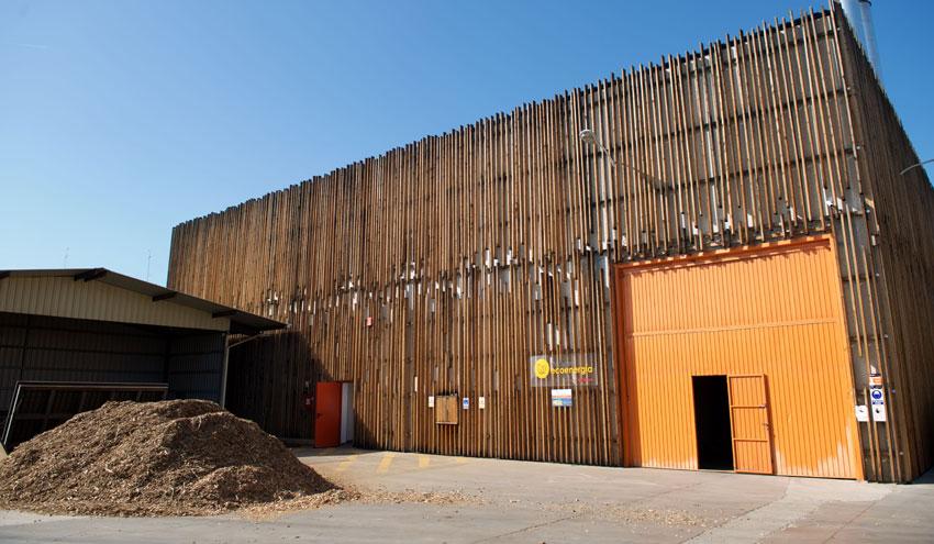 Veolia inaugura una nueva fase de su red de calor con biomasa en Móstoles Ecoenergía