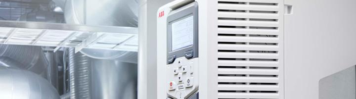 ABB presenta su nuevo ACS580, un convertidor que aporta mayor simplicidad sin renunciar a la eficiencia