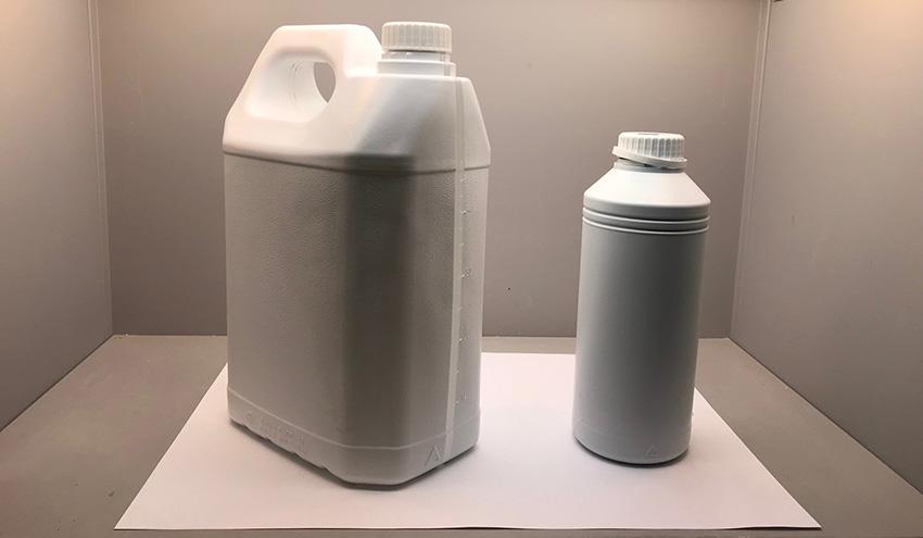Estudian la reducción del impacto ambiental de los envases de tintas cerámicas
