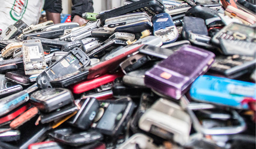Recyclia reclamará medidas urgentes al nuevo Gobierno para cumplir los objetivos de reciclaje de RAEE