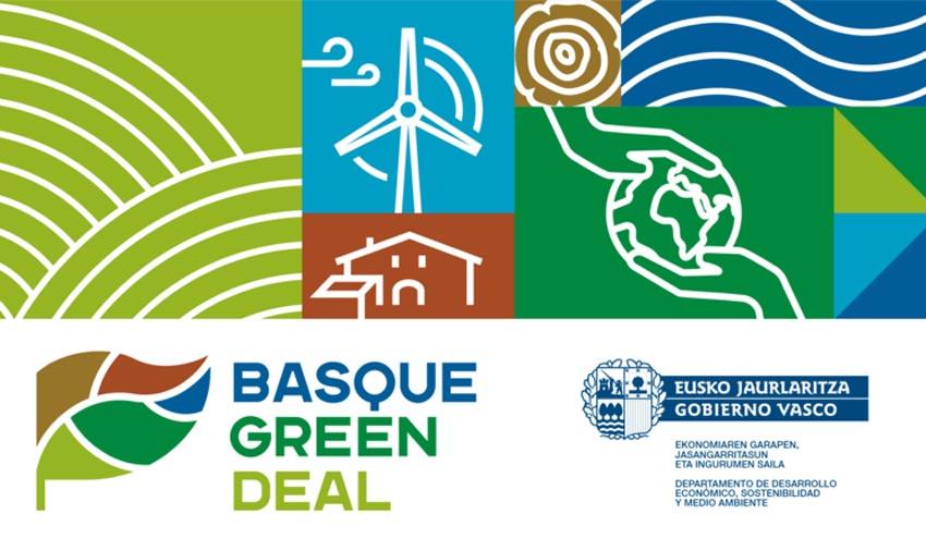 El Gobierno Vasco presenta la iniciativa Basque Green Deal