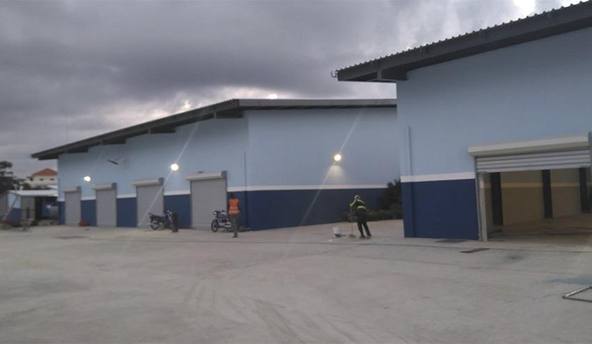 Incatema concluye la construcción del nuevo Mercado de Ouanaminthe en Haití