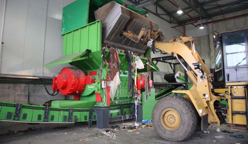 Vecoplan suministra una línea completa de producción de combustibles derivados de residuos en Bulgaria