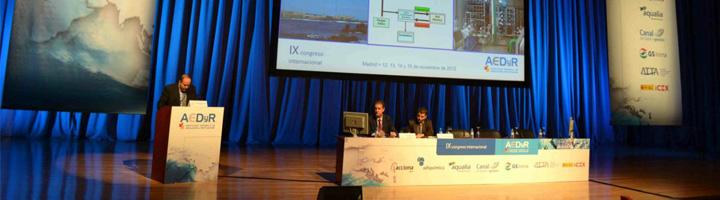 ACCIONA Agua participará activamente en la décima edición del Congreso AEDyR