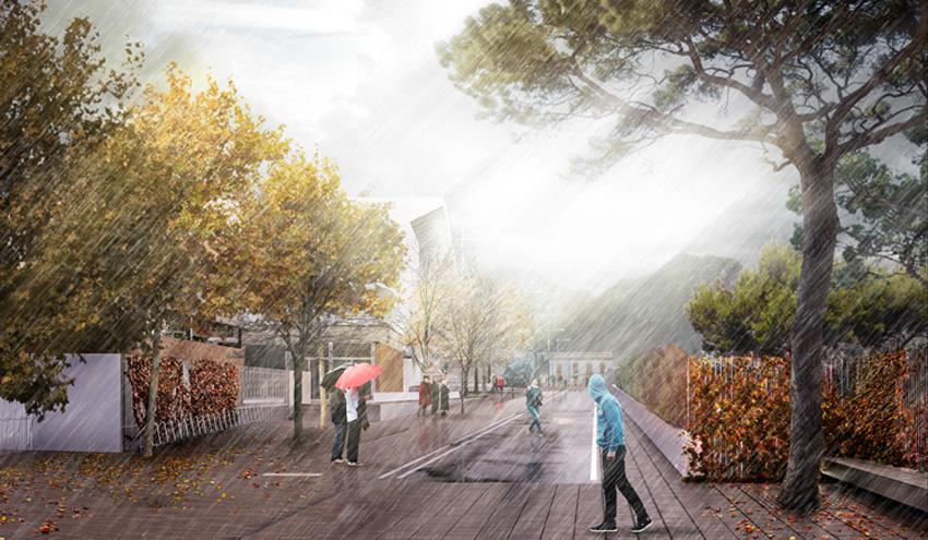El proyecto LIFE CERSUDS, ejemplo europeo de resiliencia urbana ante el cambio climático