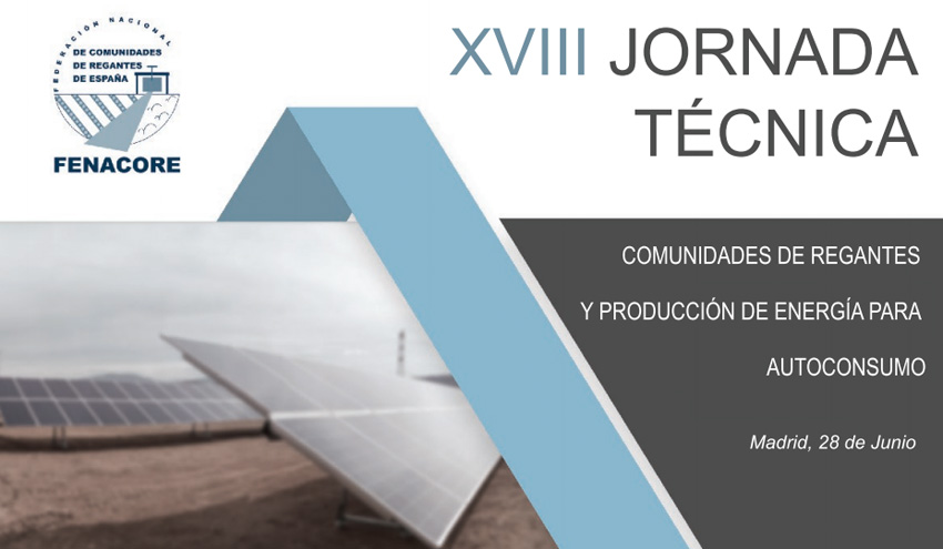 Molecor colabora en la XVIII Jornada Técnica de FENACORE en Madrid