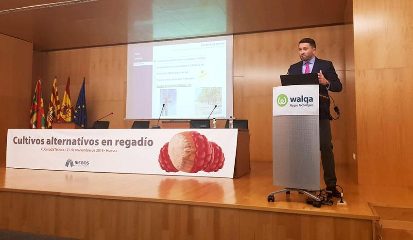 SUEZ participa en la X Jornada Técnica de Riegos del Alto Aragón