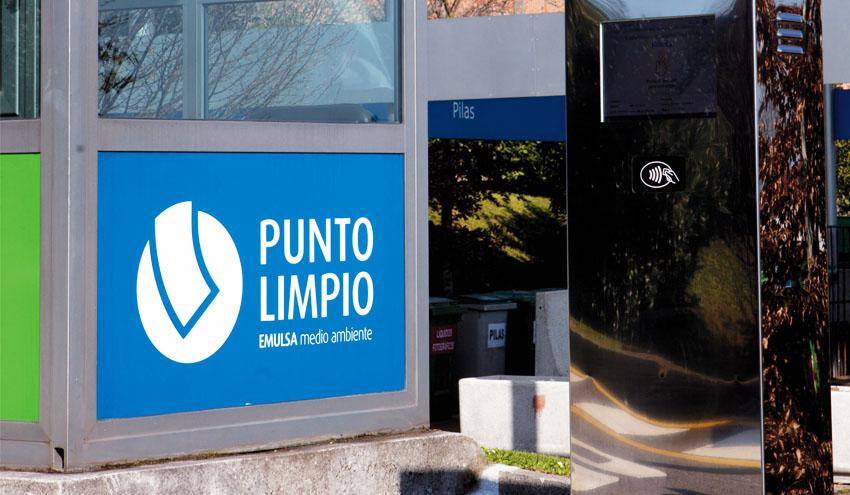 Crece un 9% el depósito de residuos voluminosos y especiales en los puntos limpios de Asturias