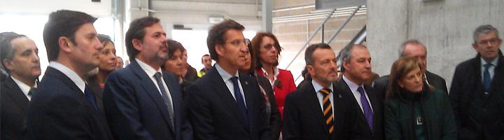 Inaugurada la nueva ETAP de Monforte de Lemos en Lugo con una inversión de 7,4 millones de euros